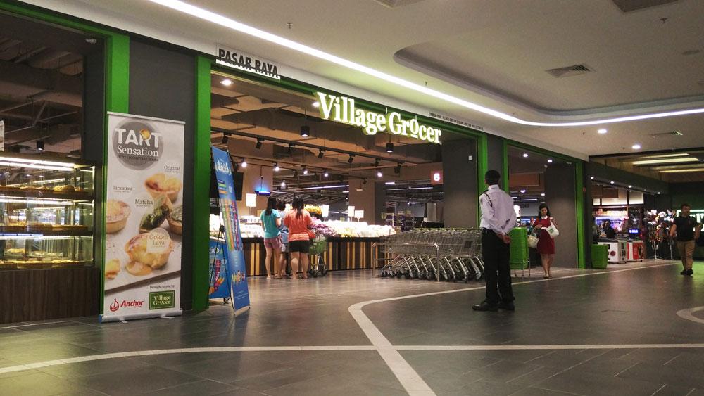 village-grocer